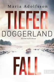Maria Adolfsson: Doggerland. Tiefer Fall, Buch
