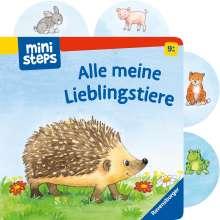 Sandra Grimm: Alle meine Lieblingstiere, Buch