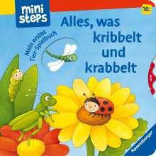 Susanne Gernhäuser: Alles, was kribbelt und krabbelt, Buch