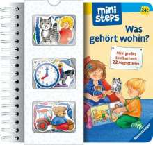 Irmgard Eberhard: Was gehört wohin?, Buch