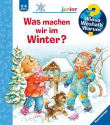Andrea Erne: Was machen wir im Winter?, Buch