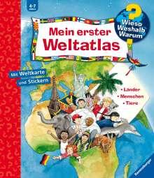 Andrea Erne: Mein erster Weltatlas. Wieso Weshalb Warum Sonderband, Buch
