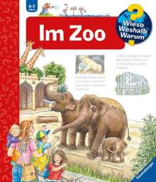 Andrea Erne: Im Zoo, Buch