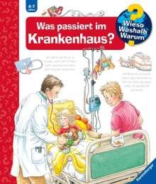 Andrea Erne: Was passiert im Krankenhaus?, Buch