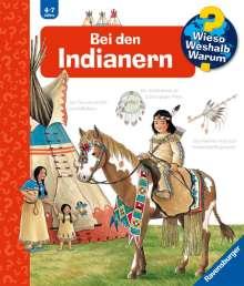 Angela Weinhold: Bei den Indianern, Buch