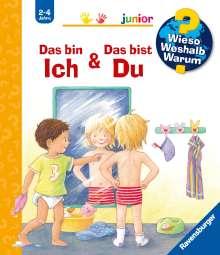 Doris Rübel: Das bin Ich & Das bist Du, Buch