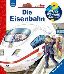 Andrea Erne: Die Eisenbahn, Buch