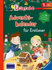 Anja Kiel: Adventskalender für Erstleser, Buch