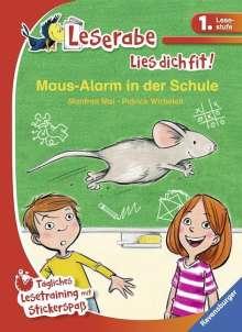 Manfred Mai: Maus-Alarm in der Schule, Buch