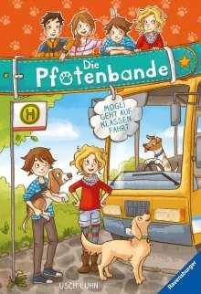 Usch Luhn: Die Pfotenbande 04: Mogli geht auf Klassenfahrt, Buch