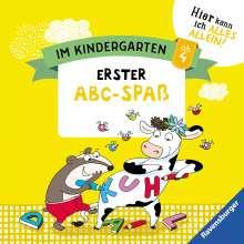 Kirstin Jebautzke: Im Kindergarten: Allererster Abc-Spaß, Buch