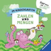 Kirstin Jebautzke: Im Kindergarten: Zahlen und Mengen, Buch