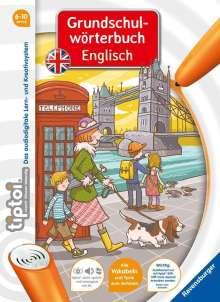 Kirstin Jebautzke: tiptoi® Grundschulwörterbuch Englisch, Buch