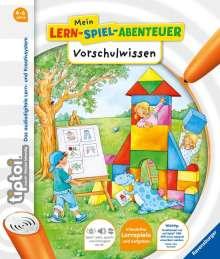 Kirstin Jebautzke: tiptoi® Vorschulwissen, Buch