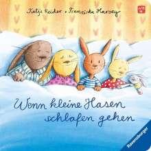 Katja Reider: Wenn kleine Hasen schlafen gehen, Buch