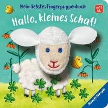 Bernd Penners: Mein liebstes Fingerpuppenbuch: Hallo, kleines Schaf!, Buch