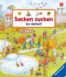 Susanne Gernhäuser: Sachen suchen: Im Herbst, Buch