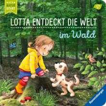 Sandra Grimm: Lotta entdeckt die Welt: Im Wald, Buch