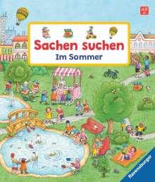 Susanne Gernhäuser: Sachen suchen: Im Sommer, Buch