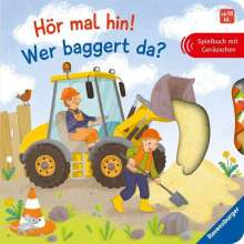 Sandra Grimm: Hör mal hin! Wer baggert da?, Buch