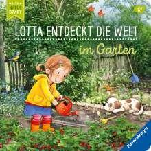 Sandra Grimm: Lotta entdeckt die Welt: Im Garten, Buch