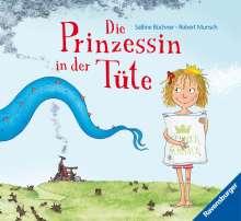 Robert Munsch: Die Prinzessin in der Tüte, Buch