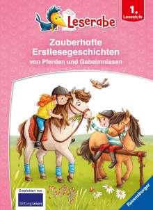 Cee Neudert: Zauberhafte Erstlesegeschichten von Pferden und Geheimnissen, Buch