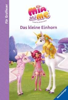 Thilo: Mia and me: Das kleine Einhorn - Für Erstleser, Buch