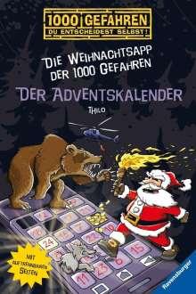 Thilo: Der Adventskalender - Die Weihnachtsapp der 1000 Gefahren, Buch