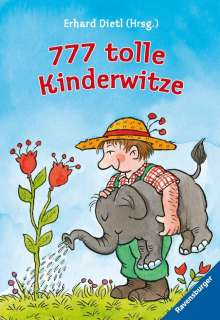 777 tolle Kinderwitze, Buch