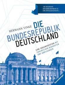 Hermann Vinke: Die Bundesrepublik Deutschland, Buch