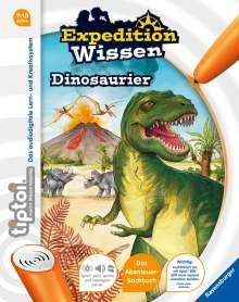 Thilo: tiptoi® Expedition Wissen: Dinosaurier, Buch