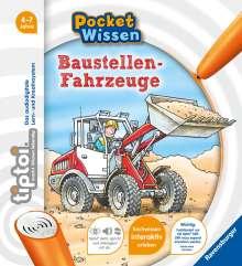 Ralph Späth: tiptoi® Baustellen-Fahrzeuge, Buch