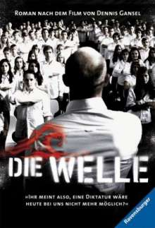 Kerstin Winter: Die Welle - Der Roman zum Film, Buch