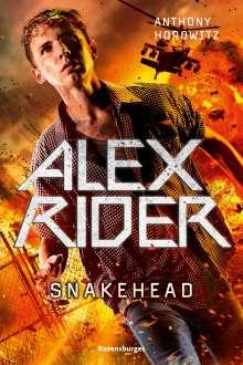 Anthony Horowitz: Alex Rider, Band 7: Snakehead, Buch