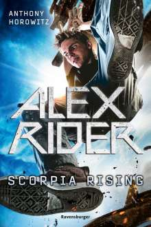 Anthony Horowitz: Alex Rider, Band 9: Scorpia Rising, Buch
