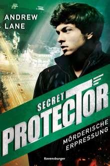 Andrew Lane: Secret Protector, Band 2: Mörderische Erpressung, Buch