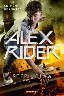 Anthony Horowitz: Alex Rider, Band 10: Steel Claw, Buch