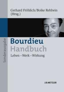 Bourdieu-Handbuch. Sonderausgabe, Buch