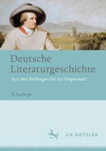 Wolfgang Beutin: Deutsche Literaturgeschichte, Buch