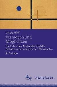 Ursula Wolf: Vermögen und Möglichkeit, Buch