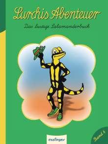 Olav Sveistrup: Lurchis Abenteuer 06, Buch