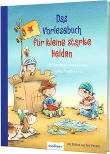 Otfried Preußler: Das Vorlesebuch für kleine starke Helden, Buch