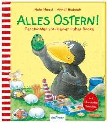 Nele Moost: Der kleine Rabe Socke: Alles Ostern!, Buch
