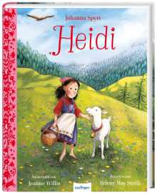 Jeanne Willis: Heidi, Buch