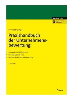Praxishandbuch der Unternehmensbewertung, 1 Buch und 1 Diverse