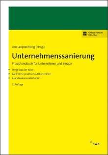Hartmut Brandt: Unternehmenssanierung, 1 Buch und 1 Diverse