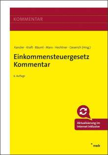 Stefanie Alt: Einkommensteuergesetz Kommentar, 1 Buch und 1 Diverse