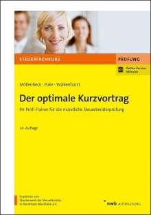 Claus Möllenbeck: Der optimale Kurzvortrag, 1 Buch und 1 Diverse