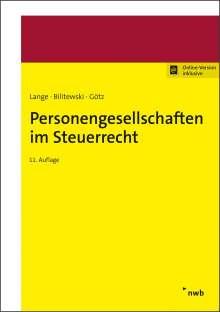 Andrea Bilitewski: Personengesellschaften im Steuerrecht, 1 Buch und 1 Diverse